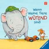 Wenn kleine Tiere wütend sind Kinderbücher;Babybücher und Pappbilderbücher - Ravensburger