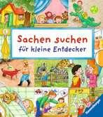 Sachen suchen für kleine Entdecker (Schuber) Kinderbücher;Babybücher und Pappbilderbücher - Ravensburger