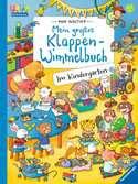Mein großes Klappen-Wimmelbuch: Im Kindergarten Baby und Kleinkind;Bücher - Ravensburger