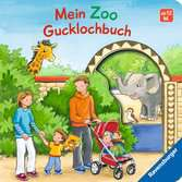 Mein Zoo Gucklochbuch Kinderbücher;Babybücher und Pappbilderbücher - Ravensburger