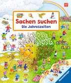 Sachen suchen: Die Jahreszeiten Baby und Kleinkind;Bücher - Ravensburger