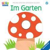 Meine ersten großen Bilder: Im Garten Baby und Kleinkind;Bücher - Ravensburger