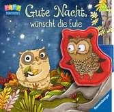 Gute Nacht, wünscht die Eule Baby und Kleinkind;Bücher - Ravensburger
