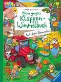 Mein großes Klappen-Wimmelbuch: Auf dem Bauernhof Baby und Kleinkind;Bücher - Ravensburger