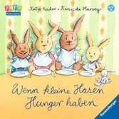 Wenn kleine Hasen Hunger haben Baby und Kleinkind;Bücher - Ravensburger