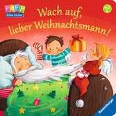 Wach auf, lieber Weihnachtsmann! Kinderbücher;Babybücher und Pappbilderbücher - Ravensburger