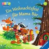 Ein Weihnachtsfest für Mama Bär Kinderbücher;Babybücher und Pappbilderbücher - Ravensburger