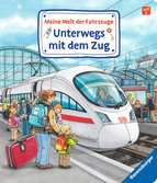 Meine Welt der Fahrzeuge: Unterwegs mit dem Zug Baby und Kleinkind;Bücher - Ravensburger