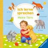 Ich lerne sprechen: Meine Tiere Lernen und Fördern;Lernbücher - Ravensburger