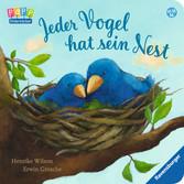 Jeder Vogel hat sein Nest Baby und Kleinkind;Bücher - Ravensburger