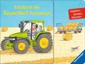 Entdecke die Bauernhof-Fahrzeuge Kinderbücher;Babybücher und Pappbilderbücher - Ravensburger