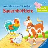 My Very First Sticker Book: Farm Animals