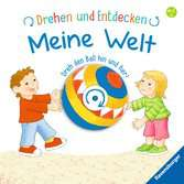 Drehen und Entdecken: Meine Welt Baby und Kleinkind;Bücher - Ravensburger