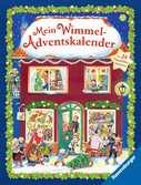 Mein Wimmel-Adventskalender Baby und Kleinkind;Bücher - Ravensburger
