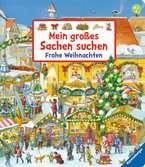 Mein großes Sachen suchen: Frohe Weihnachten Kinderbücher;Babybücher und Pappbilderbücher - Ravensburger