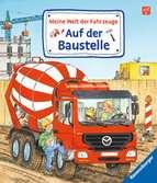Meine Welt der Fahrzeuge: Auf der Baustelle Kinderbücher;Babybücher und Pappbilderbücher - Ravensburger