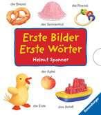 Erste Bilder – Erste Wörter (4 Titel im Schuber) Baby und Kleinkind;Bücher - Ravensburger