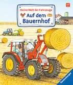 Meine Welt der Fahrzeuge: Auf dem Bauernhof Kinderbücher;Babybücher und Pappbilderbücher - Ravensburger