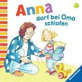 Anna darf bei Oma schlafen Kinderbücher;Babybücher und Pappbilderbücher - Ravensburger