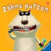 Zähne putzen Kinderbücher;Babybücher und Pappbilderbücher - Ravensburger