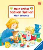 Mein erstes Sachen suchen: Mein Zuhause Kinderbücher;Babybücher und Pappbilderbücher - Ravensburger