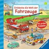 Entdecke die Welt der Fahrzeuge Kinderbücher;Babybücher und Pappbilderbücher - Ravensburger