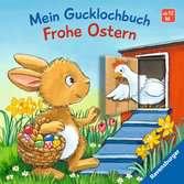Mein Gucklochbuch: Frohe Ostern Kinderbücher;Babybücher und Pappbilderbücher - Ravensburger