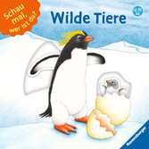 Schau mal, wer ist da? Wilde Tiere Kinderbücher;Babybücher und Pappbilderbücher - Ravensburger