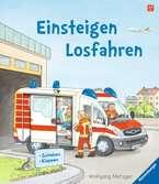 Einsteigen - Losfahren Kinderbücher;Babybücher und Pappbilderbücher - Ravensburger