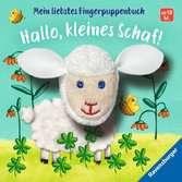 Mein liebstes Fingerpuppenbuch: Hallo, kleines Schaf! Kinderbücher;Babybücher und Pappbilderbücher - Ravensburger