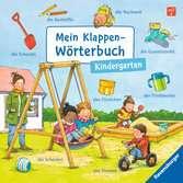 Mein Klappen-Wörterbuch: Kindergarten Baby und Kleinkind;Bücher - Ravensburger