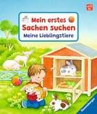 Mein erstes Sachen suchen: Meine Lieblingstiere Kinderbücher;Babybücher und Pappbilderbücher - Ravensburger
