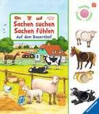 Sachen suchen, Sachen fühlen: Auf dem Bauernhof Kinderbücher;Babybücher und Pappbilderbücher - Ravensburger
