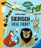 Tierisch viele Tiere Kinderbücher;Babybücher und Pappbilderbücher - Ravensburger