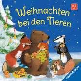 Weihnachten bei den Tieren Baby und Kleinkind;Bücher - Ravensburger