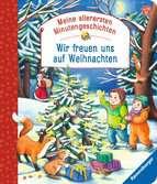 Wir freuen uns auf Weihnachten Kinderbücher;Babybücher und Pappbilderbücher - Ravensburger