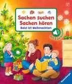 Sachen suchen, Sachen hören: Bald ist Weihnachten Kinderbücher;Babybücher und Pappbilderbücher - Ravensburger