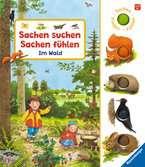 Sachen suchen, Sachen fühlen: Im Wald Kinderbücher;Babybücher und Pappbilderbücher - Ravensburger
