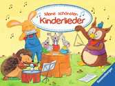 Meine schönsten Kinderlieder Kinderbücher;Bilderbücher und Vorlesebücher - Ravensburger