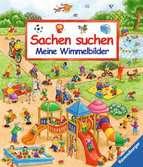Sachen suchen - Meine Wimmelbilder Kinderbücher;Babybücher und Pappbilderbücher - Ravensburger