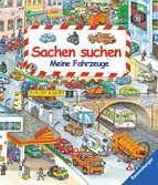Sachen suchen - Meine Fahrzeuge Kinderbücher;Babybücher und Pappbilderbücher - Ravensburger