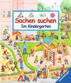Sachen suchen - Im Kindergarten Kinderbücher;Babybücher und Pappbilderbücher - Ravensburger