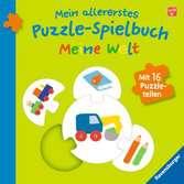 Mein allererstes Puzzle-Spielbuch: Meine Welt Baby und Kleinkind;Bücher - Ravensburger