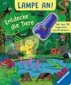 Lampe an! Entdecke die Tiere Kinderbücher;Babybücher und Pappbilderbücher - Ravensburger