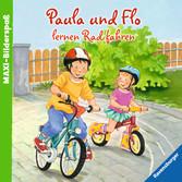 Paula und Flo lernen Rad fahren Baby und Kleinkind;Bücher - Ravensburger