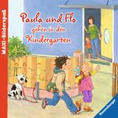 Paula und Flo gehen in den Kindergarten Baby und Kleinkind;Bücher - Ravensburger