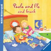 Paula und Flo sind krank Baby und Kleinkind;Bücher - Ravensburger