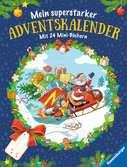 Mein superstarker Adventskalender Kinderbücher;Bilderbücher und Vorlesebücher - Ravensburger