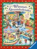 Mein Wimmel-Adventskalender Bücher;Bilder- und Vorlesebücher - Ravensburger