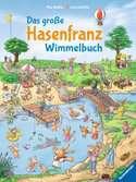 Das große Hasenfranz-Wimmelbuch Baby und Kleinkind;Bücher - Ravensburger